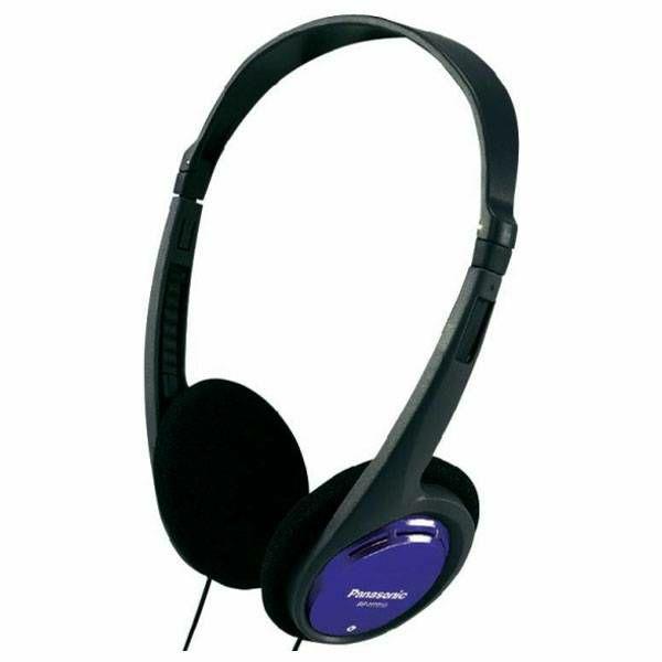 Slušalice Panasonic RP-HT 010 E-A blue