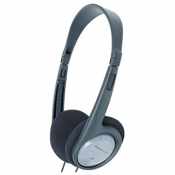 Slušalice Panasonic RP-HT 090 E-H anthracite