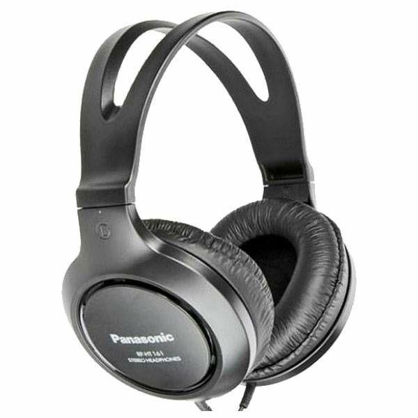 Slušalice Panasonic RP-HT 161 E-K black