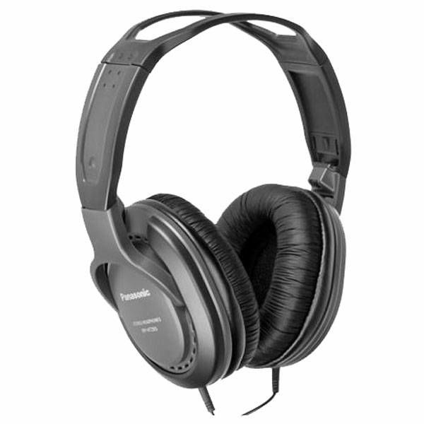 Slušalice Panasonic RP-HT 265 E-K black