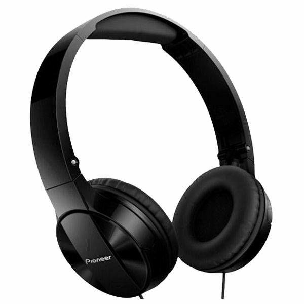 Slušalice Pioneer SE-MJ503T-K black
