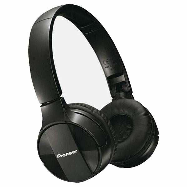 Slušalice Pioneer SE-MJ553BT-K black