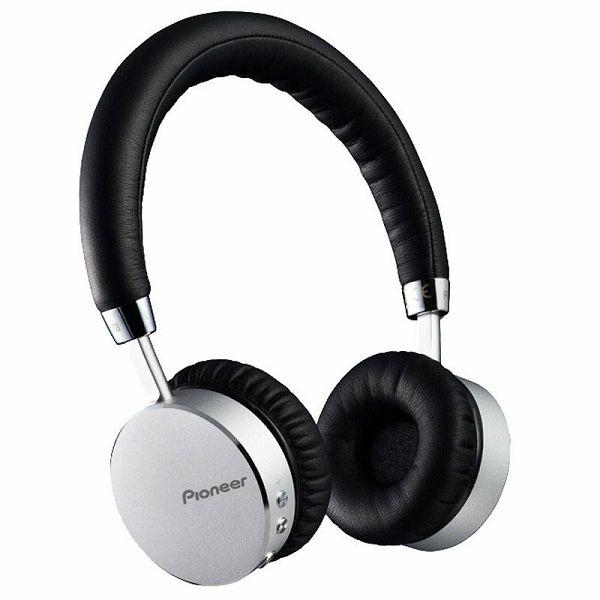 Slušalice Pioneer SE-MJ561BT-S silver
