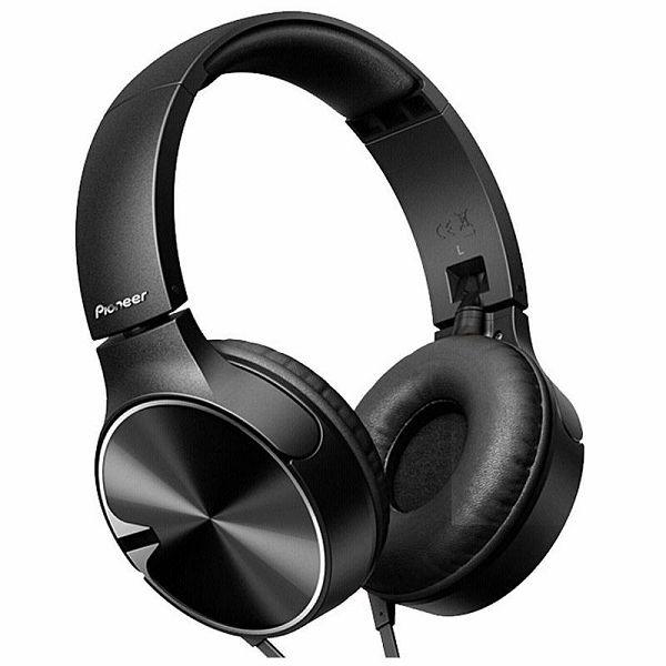 Slušalice Pioneer SE-MJ722T-K black
