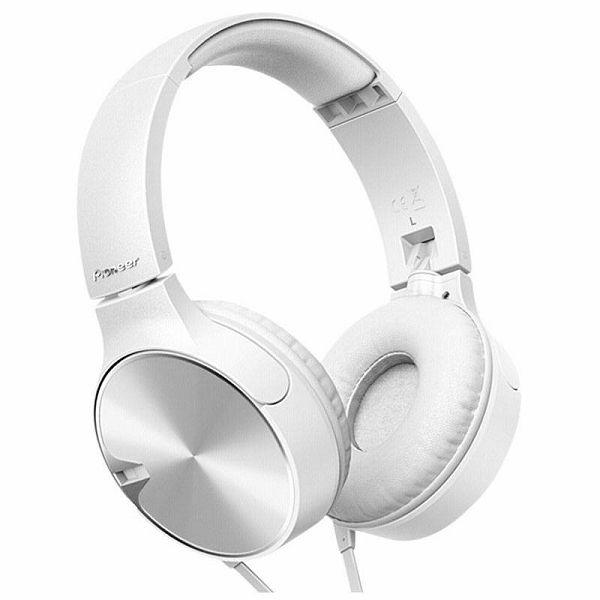 Slušalice Pioneer SE-MJ722T-W white