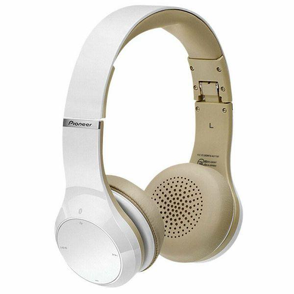 Slušalice Pioneer SE-MJ771BT-W white