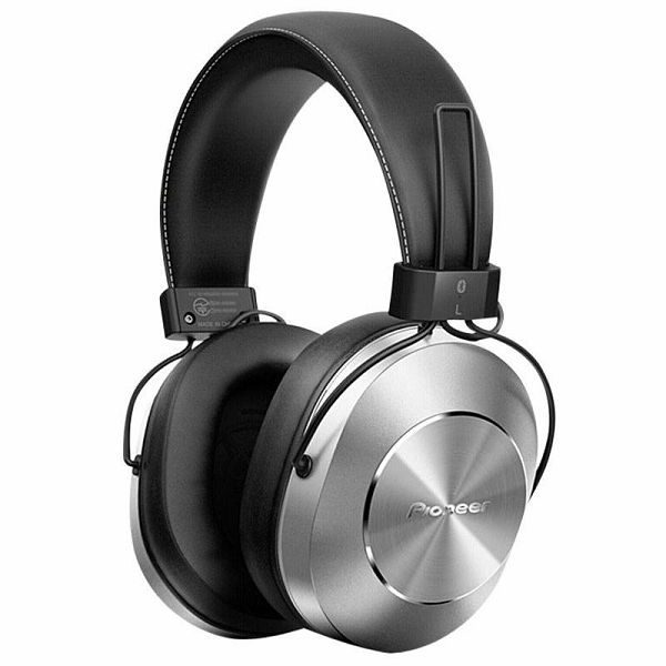 Slušalice Pioneer SE-MS7BT-S Silver