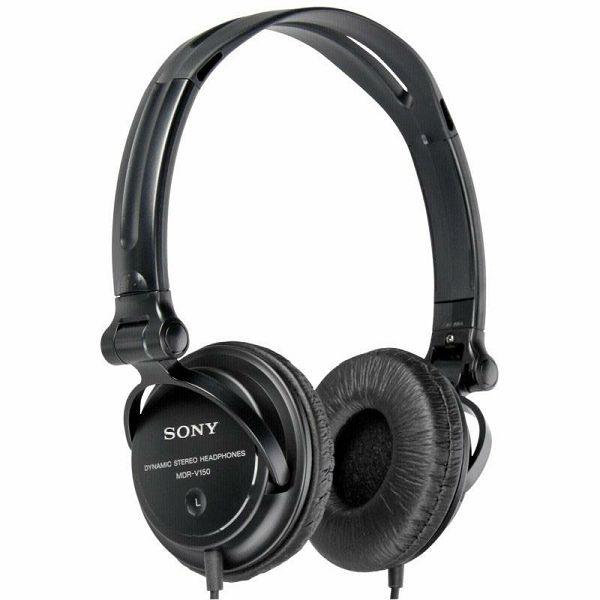 Slušalice Sony MDR-V 150 black