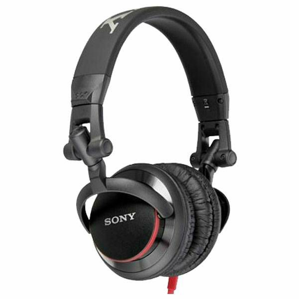 Slušalice Sony MDR-V 55 R red