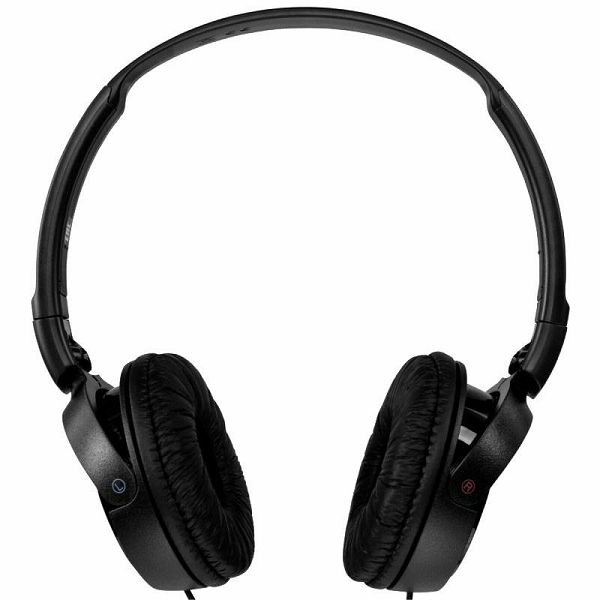 Slušalice Sony MDR-ZX110B Black