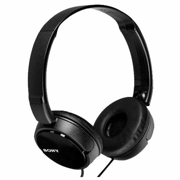 Slušalice Sony MDR-ZX310B Black