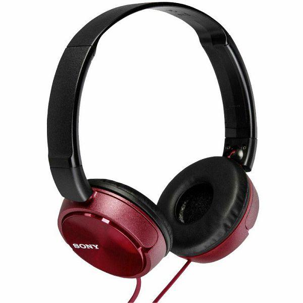 Slušalice Sony MDR-ZX310R Red