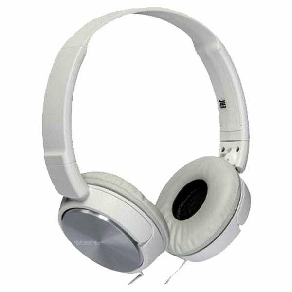 Slušalice Sony MDR-ZX310W White