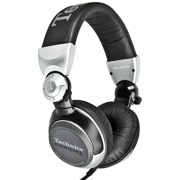 Slušalice Technics RP-DJ 1210 E-S silver