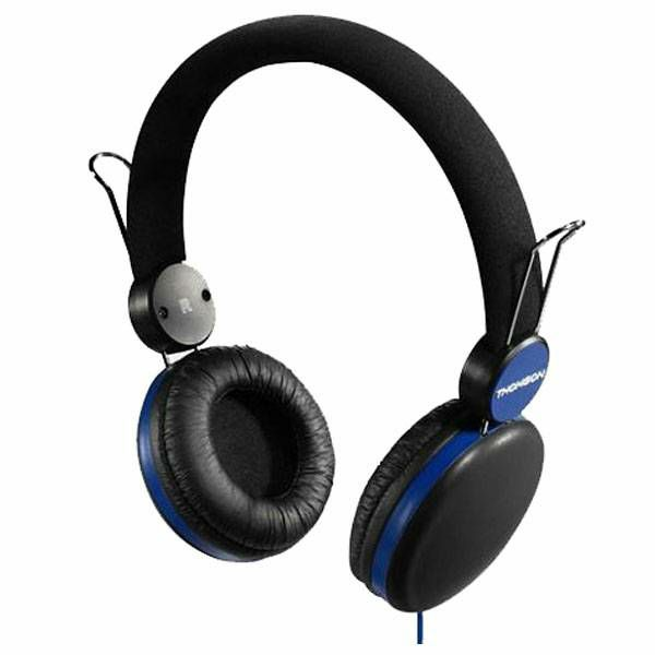 Slušalice Thomson HED 2203 BK/BL Stereo
