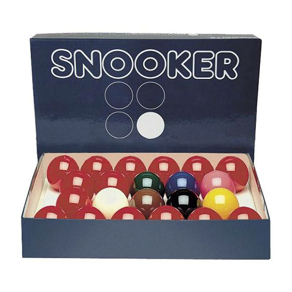 Snooker Favorite Set 52.4 mm