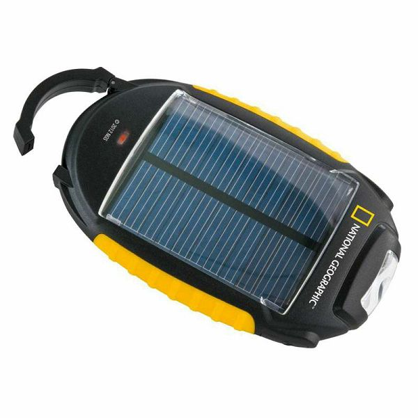 Solarni punjač National Geographic 4-in-1