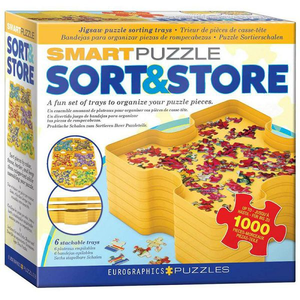 Sort & Store - Puzzles