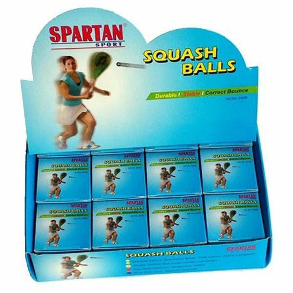 Spartan Squash-Ball