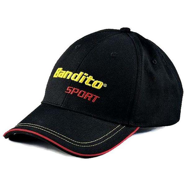 Sport Cap Black Bandito