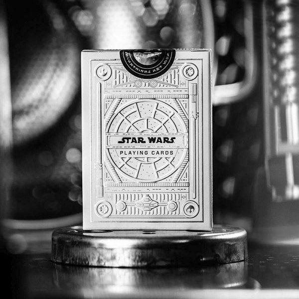 Star Wars Silver Special Edition Light Side