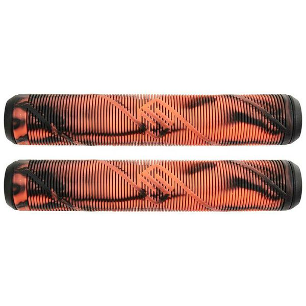Striker Pro scooter Grips Black/Orange