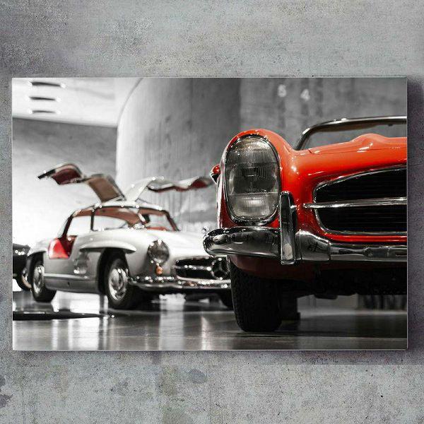Super slika Oldtimers 45 x 30 cm