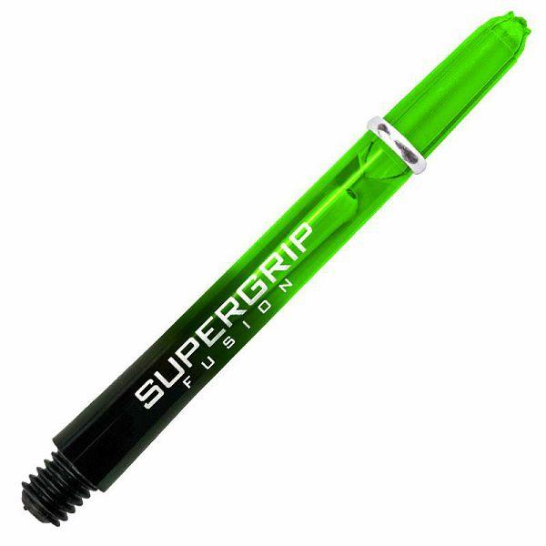 Supergrip Fusion Short Black & Green