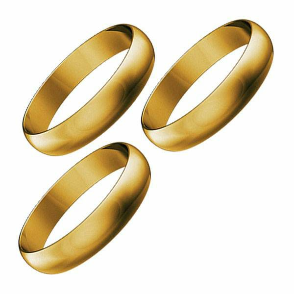 Supergrip Rings Gold