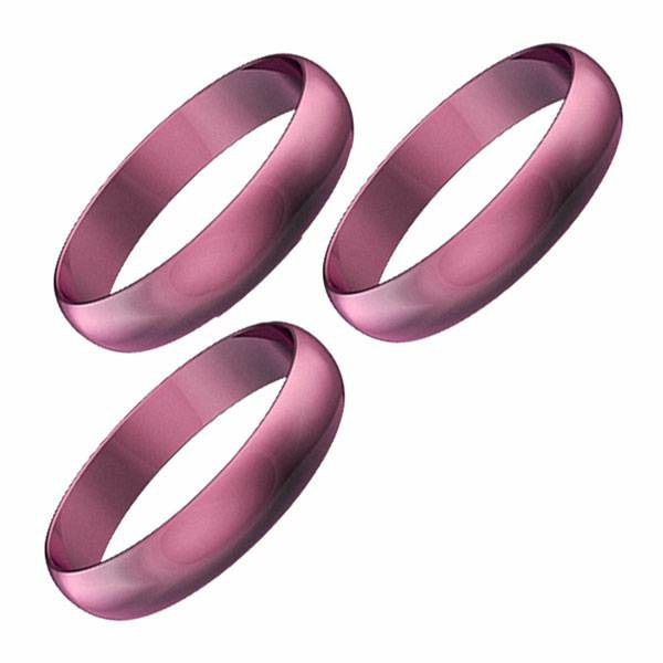 Supergrip Rings Pink