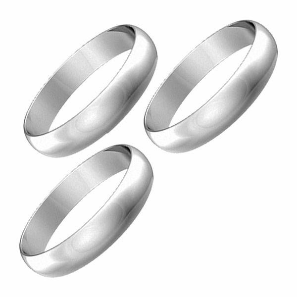 Supergrip Rings Silver