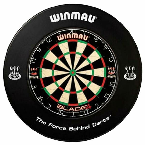 Surround Winmau BDO Black