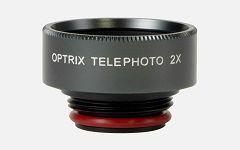 Teleobjektiv Optrix Zoom 2x iPhone 6