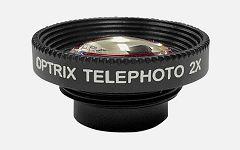 Teleobjektiv Optrix Zoom 2x iPhone 5 / 5S