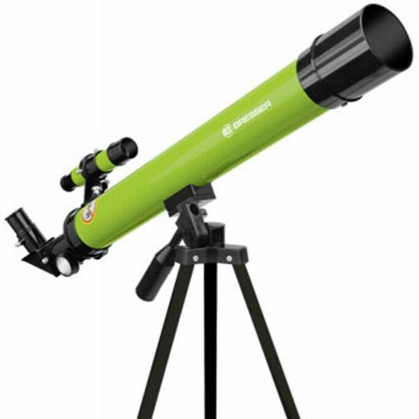 Teleskop Bresser Junior 50/600 AZ green Refractor