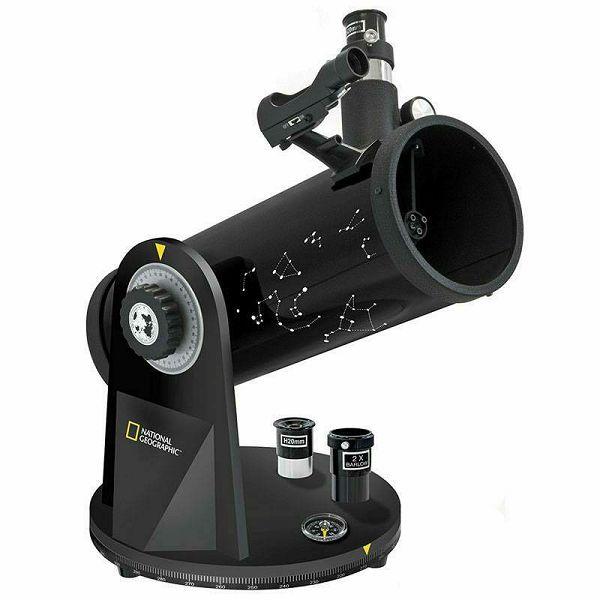 Teleskop National Geographic 114/500