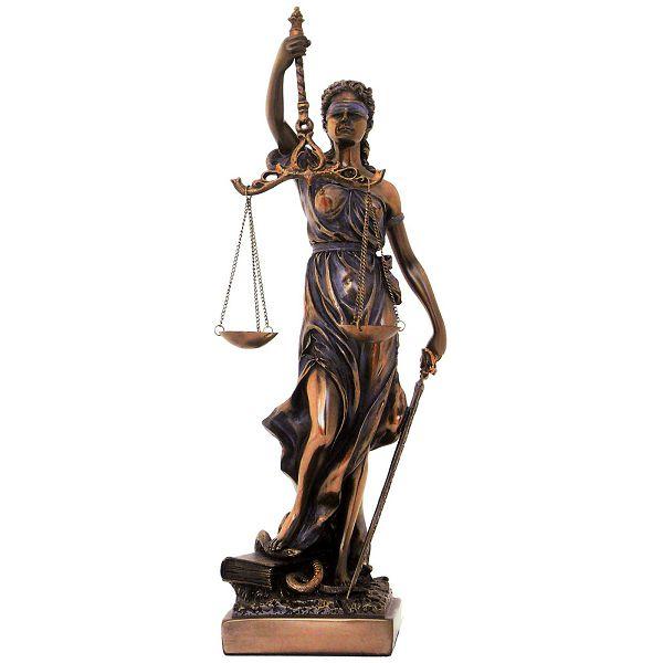 Temida božica pravde 29 cm