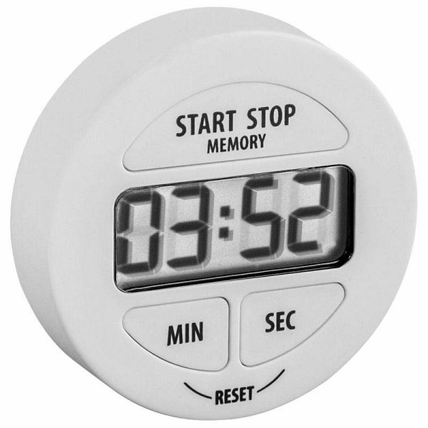 TFA 38.2022.02 electronic timer clock
