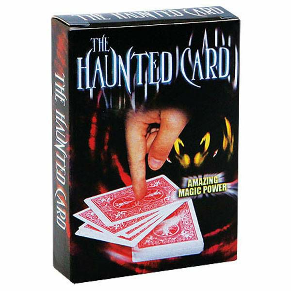 The Haunted Card Gimmick