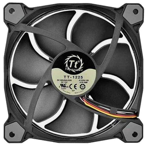 Thermaltake Fan 120 mm Riing 12 LED RGB