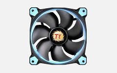 Thermaltake Fan 140mm Riing 14 LED Blue