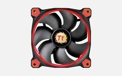 Thermaltake Fan 140mm Riing 14 LED Red