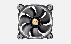 Thermaltake Fan 140mm Riing 14 LED White