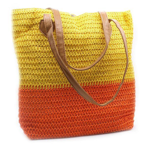 Torba Bazaar Yellow & Orange