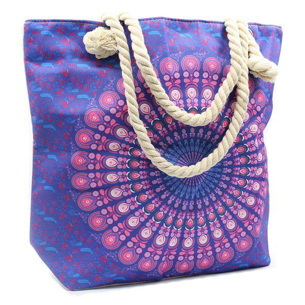 Torba Mandela Purple Blue