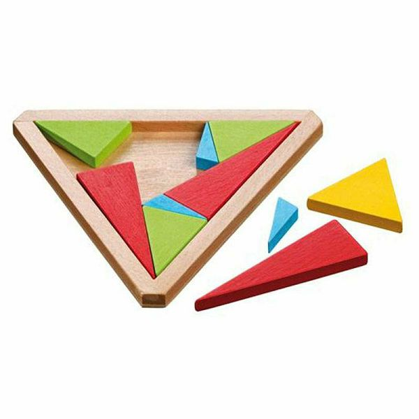 Triangular Puzzle No. 3562