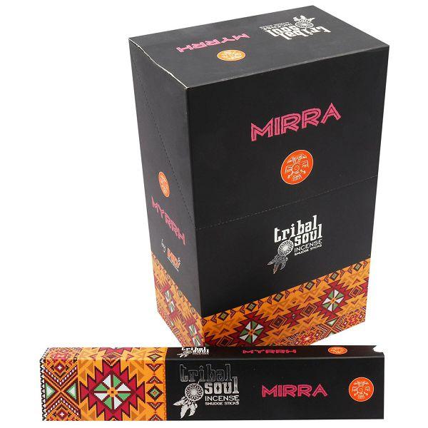 Tribal Soul Incense - Myrrh