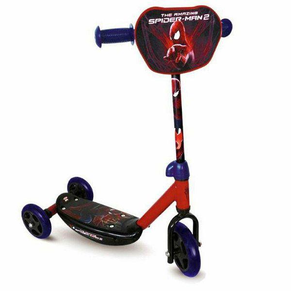 Tricikl Spiderman 3 - Rad
