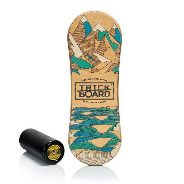 Trickboard Classic All Season & Roller Balanceboard