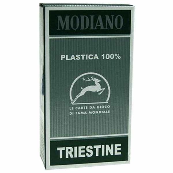 Triestine Modiano plastika